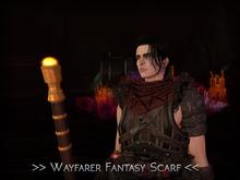 [P.0.E] - Wayfarer Fantasy Scarf Crate