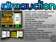 Ultra Automatic Auction System