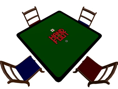Hand and Foot Canasta