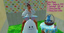 Single #_009 Poses Quinn Easter