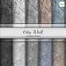 City Walls 10 Seamless Textures NM