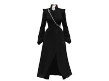 PLASTIX - Vulcan Coat (Black) - Add me