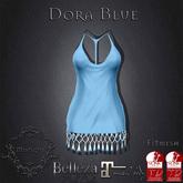 **Mistique** Dora Blue (wear me and click to unpack)