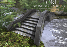 {LORE} Stone Garden Bridge