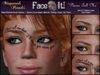 Face It! - Please Tell Me Tatt Pack