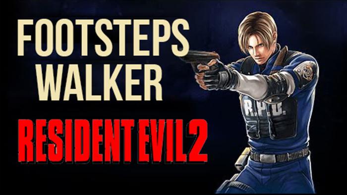 Second Life Marketplace Resident Evil 2 Footsteps Walker