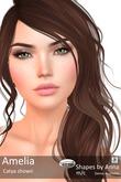 Amelia Shape by Anna for Catwa Heads Catya, Magy, Sophia & more