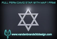 ~Full perm David star  (Boxed)