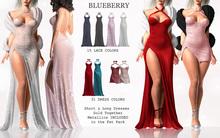 Blueberry - Demi - Long & Short Dresses - Fat Pack