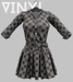 Vinyl - Blvd Tartan Dress Pak Grey