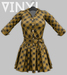 Vinyl - Blvd Tartan Dress Pak Gold