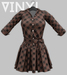 Vinyl - Blvd Tartan Dress Pak Brown