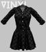 Vinyl - Blvd Tartan Dress Pak Black