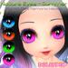~Dollypop~ Nature Eyes  - Summer for M3, M4, Kemono, Venus, Anime, Chibi, Mars etc...