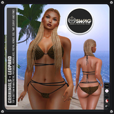 [RnR] Swag Granimals Outfit (Leopard) Includes: Maitreya, Belleza, Slink, TMP & Tonic in Box! 185L Promo!