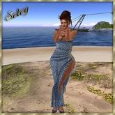 YF - Soley Maxi Dress DEMO