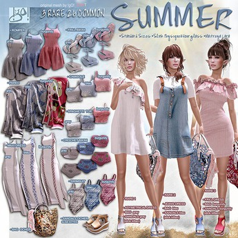 !gO! Summer jeans dress - RARE 2 !!!