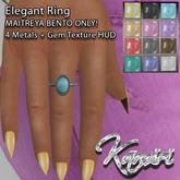 + Kamiri + Elegant RING Maitreya Bento