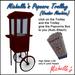 Michelle's Popcorn Trolley (Vendor Machine)