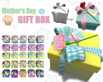 [ FULL PERM ] GIFT BOX for MOM  / Mother's day