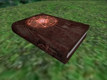 The Book: occult dark book