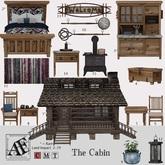 *AF* The Cabin 12 - Hanging Lantern