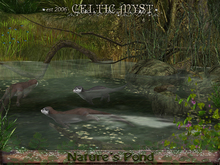 ❃Fantasy Forest Collection: NATURE'S POND