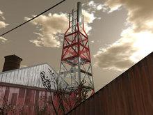 Radio Tower - HD Textures