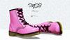 MDF  Martin Boots   - Pinck - (wear/rez)