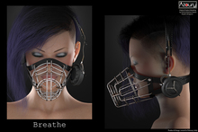 [DEMO]AZOURY - Breathe Mask and Headphone