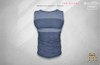 ^TD^ Smoothly & Soft Tank (Gianni) Duo color soft blue