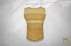 ^TD^ Smoothly & Soft Tank (Gianni) Duo color soft Yellow