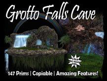 MG - Grotto Falls Cave