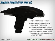 [S2S] Assault Phaser