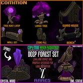 [inZoxi] - Deep Forest - Playable GACHA