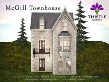 Thistle Homes - McGill Townhouse - original mesh