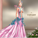 ::TD:: Blossom Gown with Appliers ~ Pinky