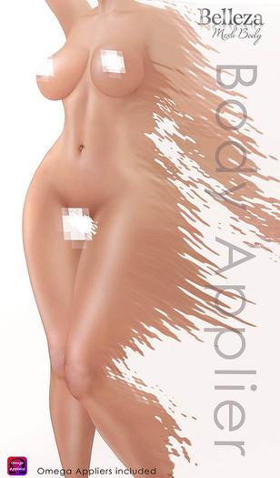 DeeTaleZ *Appliers* for BELLEZA BODIES - Skintone: MIXEDTYPE - BOM ready!