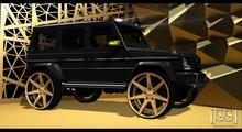 [Stormcrow Store] Me 550 Black / Golden Rims Special Edition Car