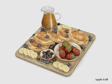 West Village Pancake Breakfast Board (Box)