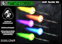 <AR> Phantasy Swords