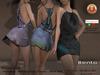 bag Dress Alisia BENTO *Arcane Spellcaster*