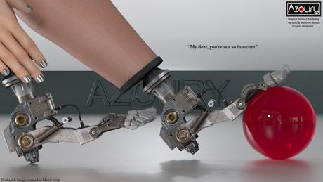 "[DEMO] AZOURY - ""My dear, you're not so innocent"" Robotic Feet"