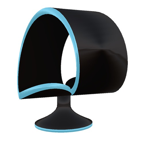 [Les Puces] Loop Seat - Sci-fi