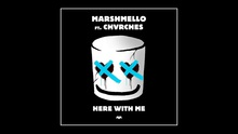 Marshmello ~ Here With Me {Full Song + Dance Animation}
