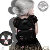 Le Morte - Mizin Backpack - Black