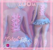 zOOm - Corset Tattoo