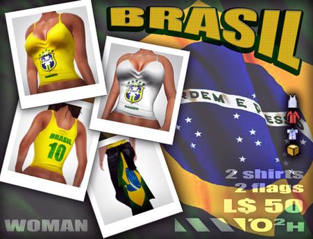 ~O2H :: Brasil Pack [ WOMAN ] box