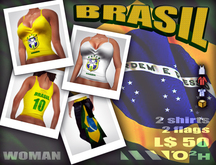 ~O2H :: Brasil Pack [ WOMAN ] box