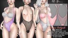 [ abrasive ] Desire Bodysuit - Pink